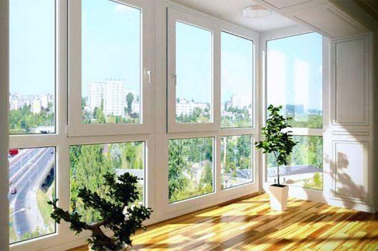 Остекление балконов Пермь