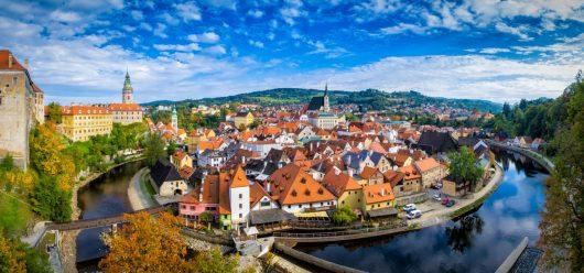Пешеходная экскурсия по Праге