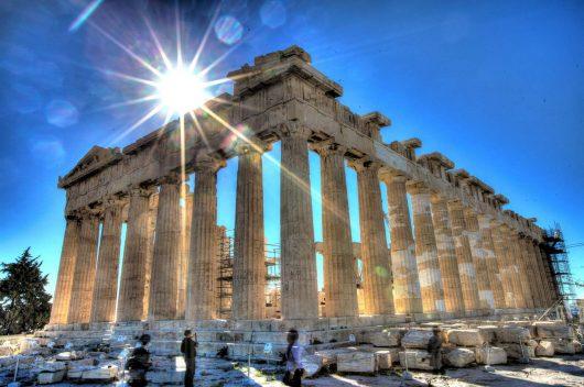 Экскурсии в Афинах с русским гидом