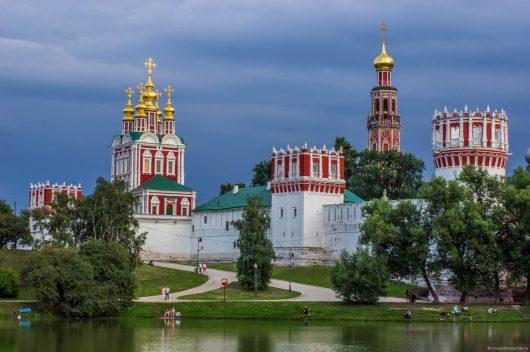 Экскурсии в Москве