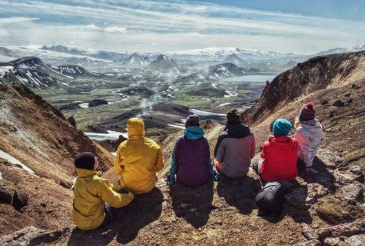 Поход по Исландии – треккинг в Исландии 2019
