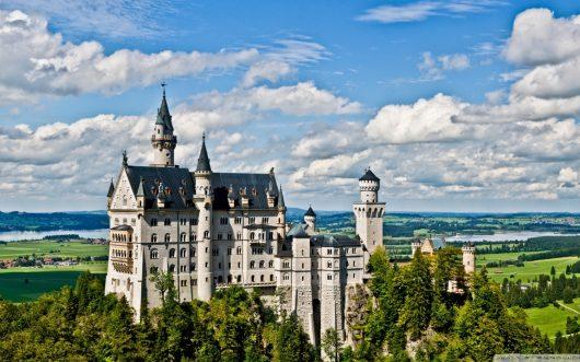 Экскурсии в замки Баварии из Мюнхена