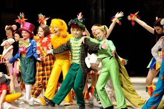 Детский театральный фестиваль