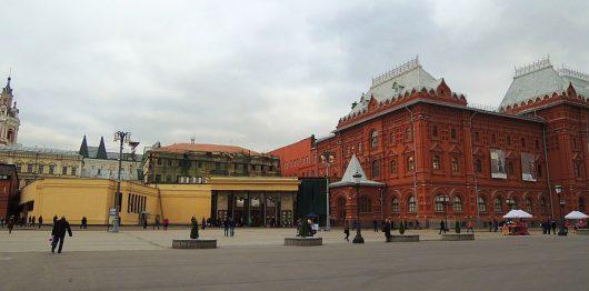 Испаноговорящий гид в Москве
